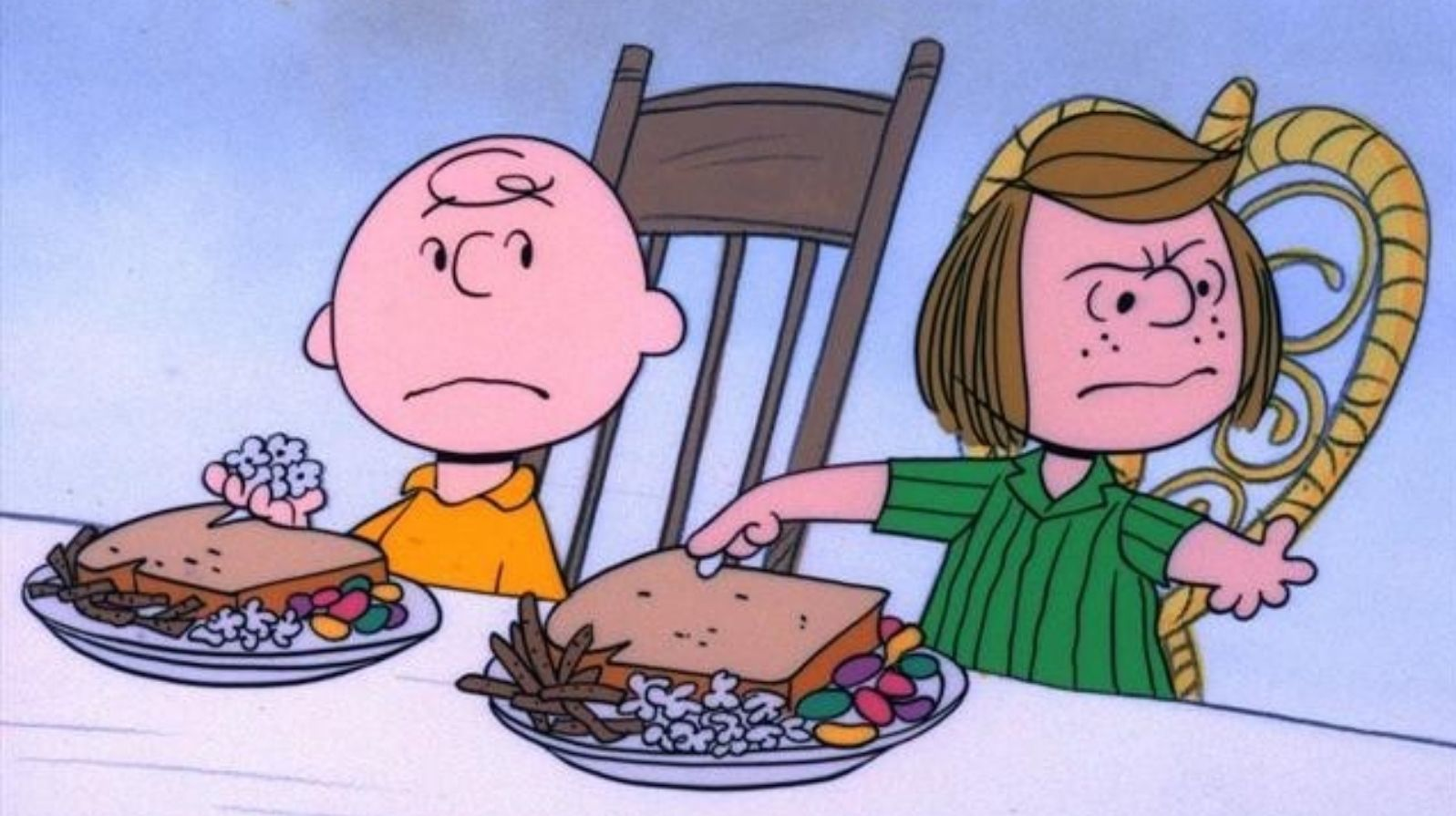 10 Filling Facts About 'A Charlie Brown Thanksgiving'