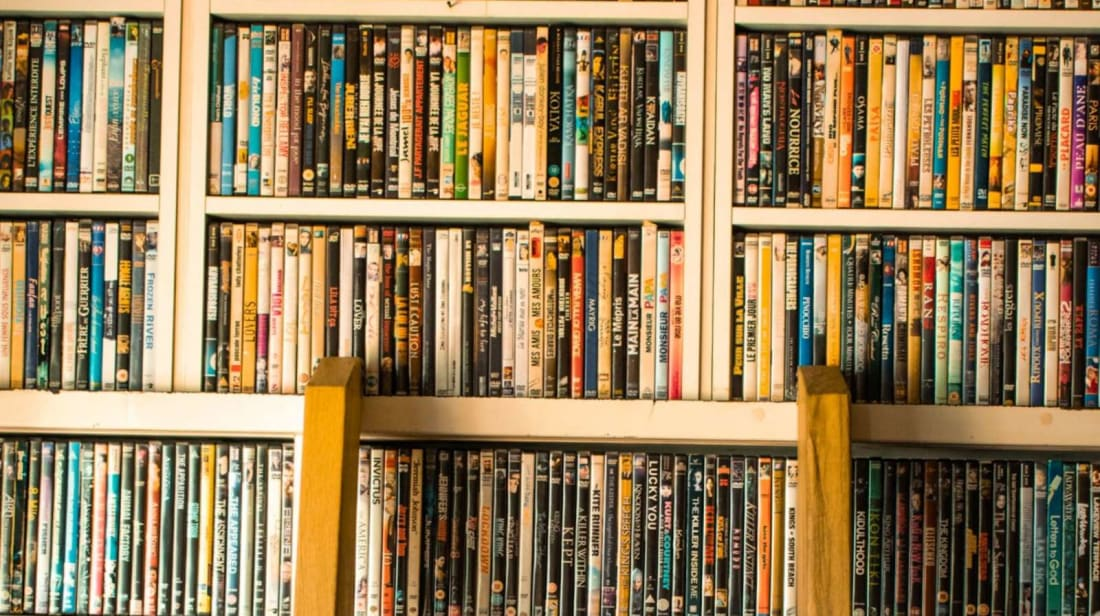 Some DVDs could be worth more than you think.