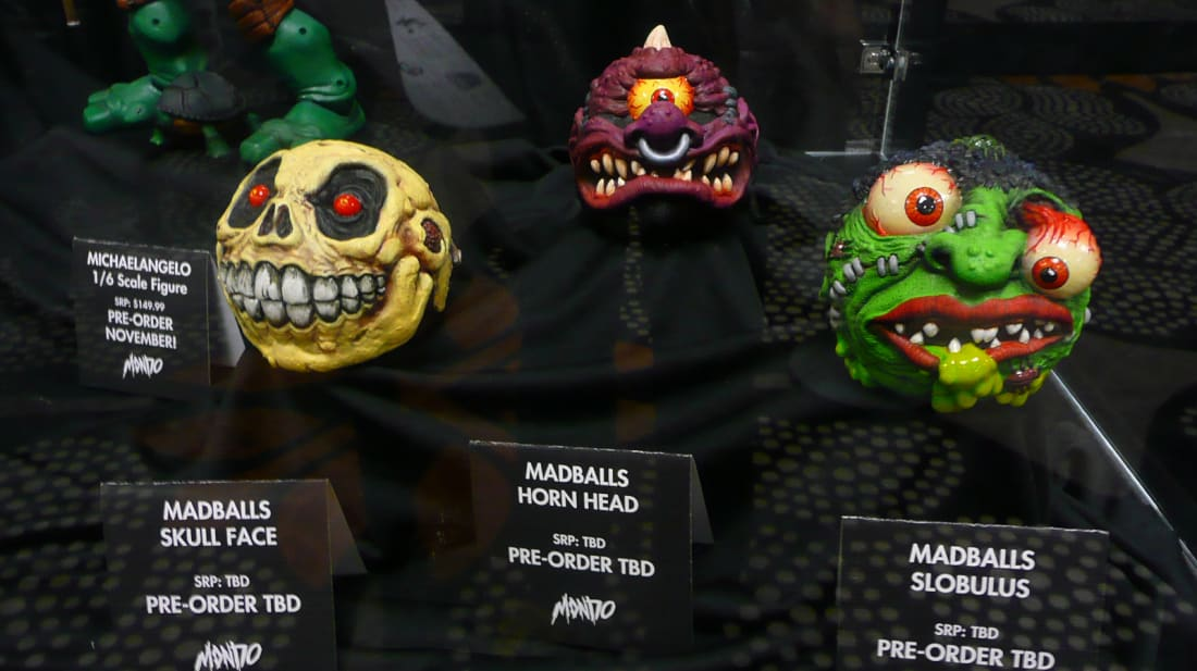 To Have and to Have Snot: A History of Madballs