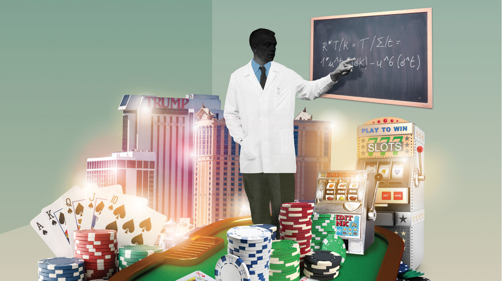 Secrets of the MIT Poker Course | Mental Floss