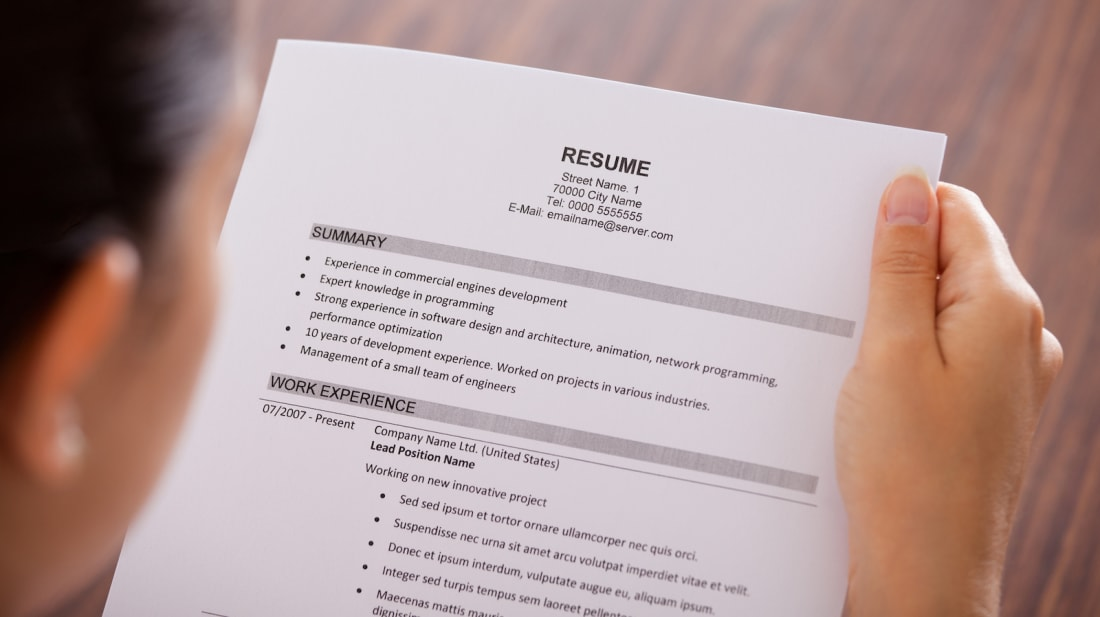 7 changes you should make to your resume before applying for your next job