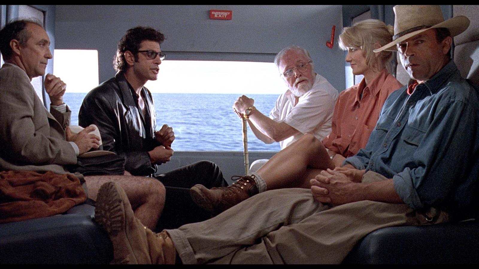 Jeff Goldblum, Laura Dern, and Sam Neill Are Returning to Jurassic Park