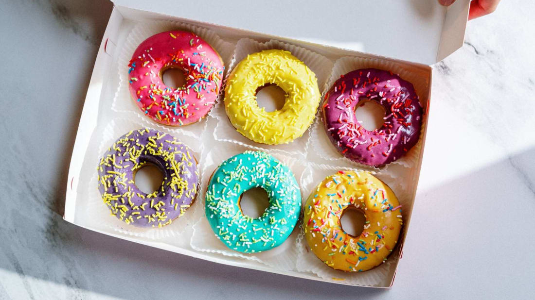 Life is like a box of doughnuts.