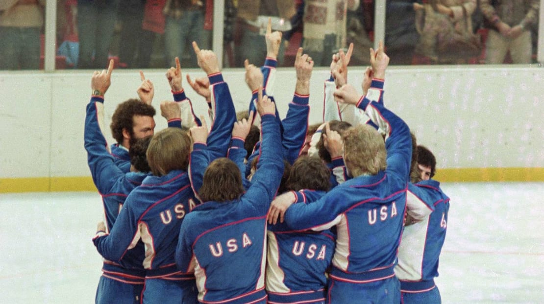 """A number of medals from the storied 1980 """"Miracle on Ice"""" team have hit the market."""