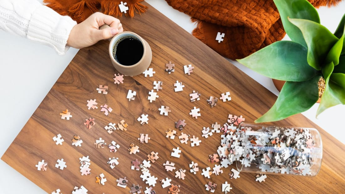 Julia Heffernan/JIGGY Puzzles