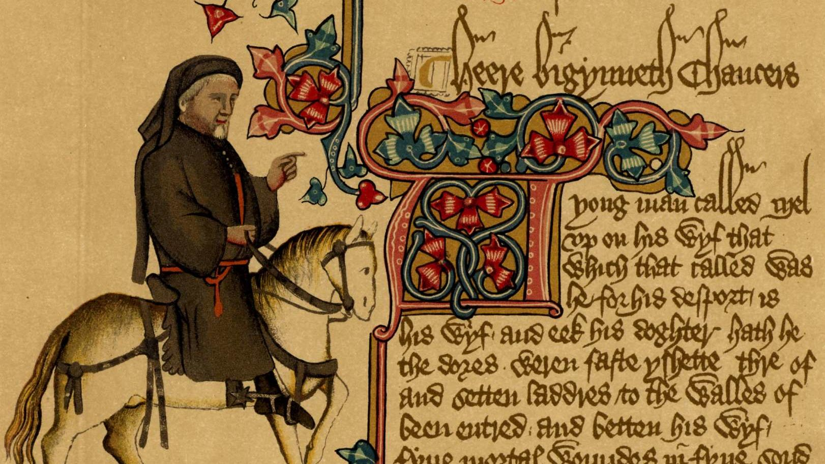 New App Lets You Hear Chaucer's <em>The Canterbury Tales</em> in Original 14th-Century English