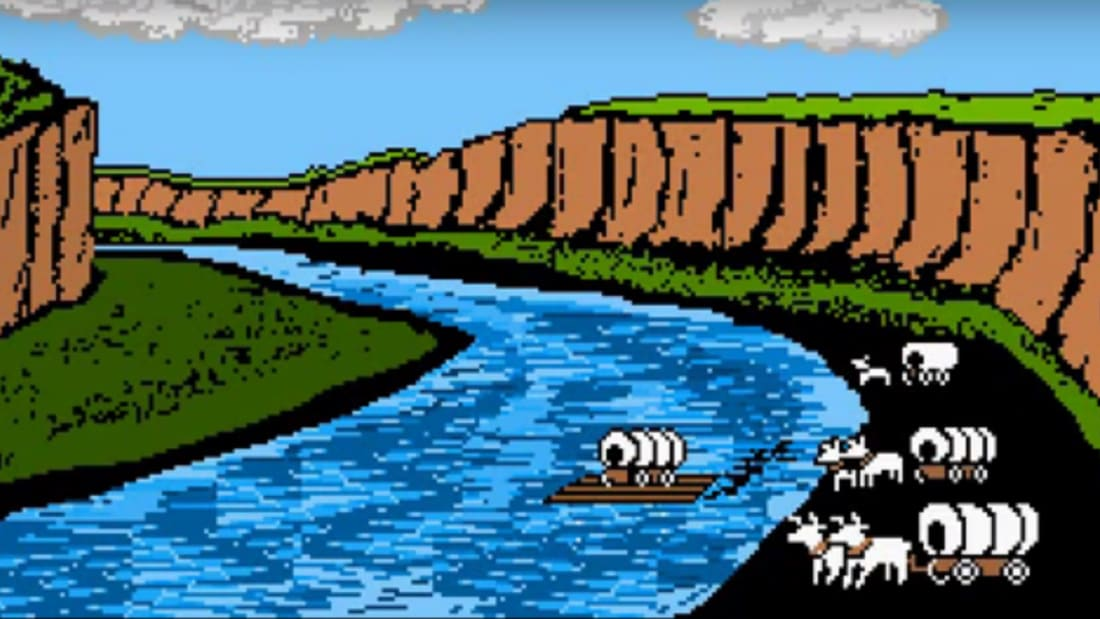 Sally Died of Dysentery: A History of The Oregon Trail