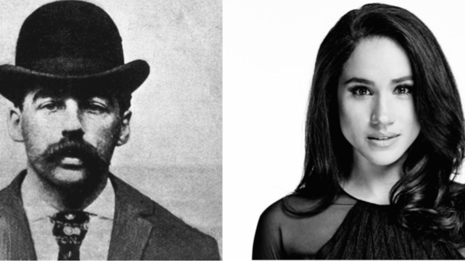 Meghan Markle Is Related To H H Holmes America S First Serial
