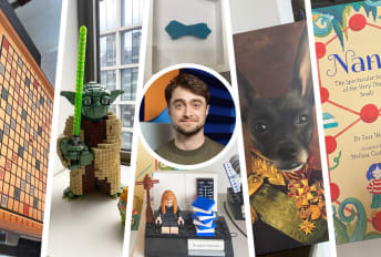 Stefanie Keenan/Getty Images for AT&T (Daniel Radcliffe); all other images courtesy Daniel Radcliffe