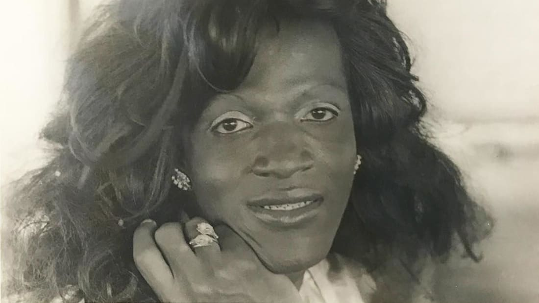 Alvin Baltrop, Untitled (Portrait of Marsha P. Johnson)