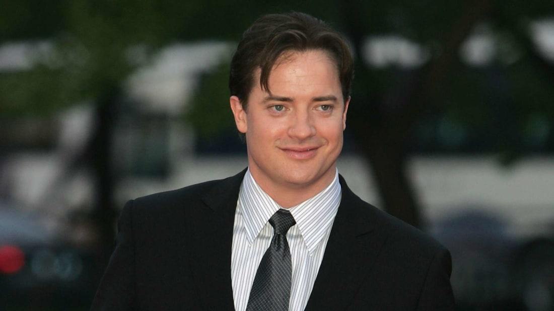 Brendan Fraser in 2005.