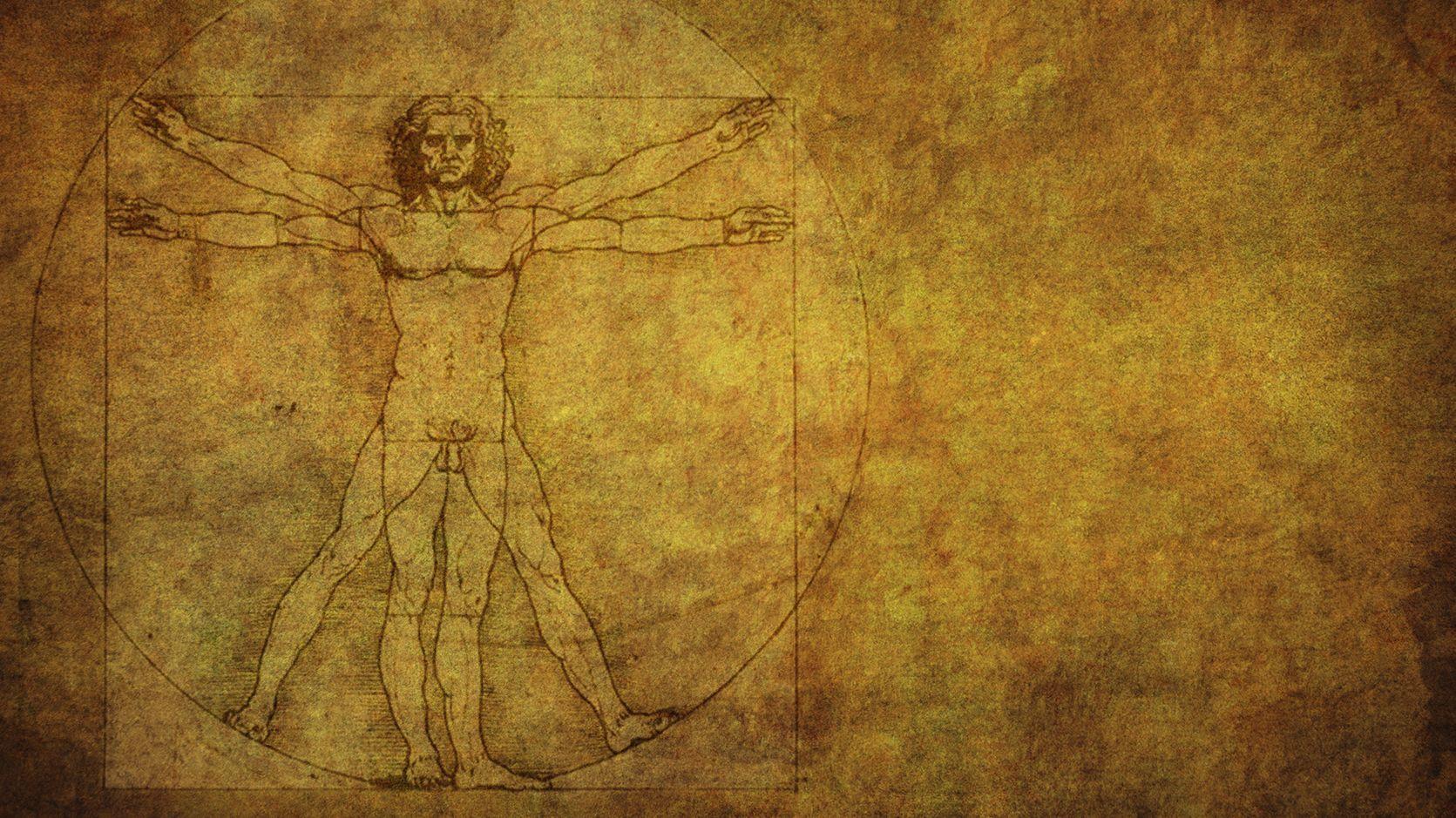 15 Things You Might Not Know About Leonardo da Vinci's Vitruvian Man