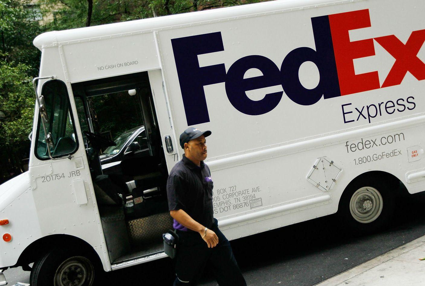 12 Secrets Of Fedex Delivery Drivers Mental Floss