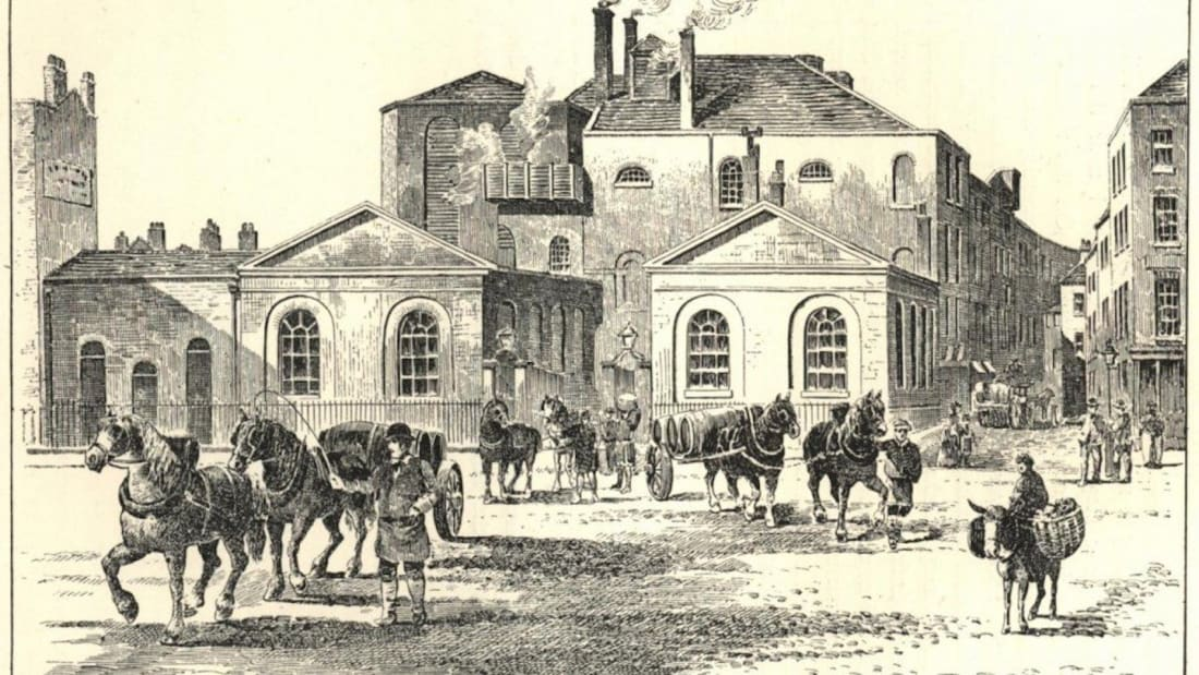 London's Horseshoe Brewery