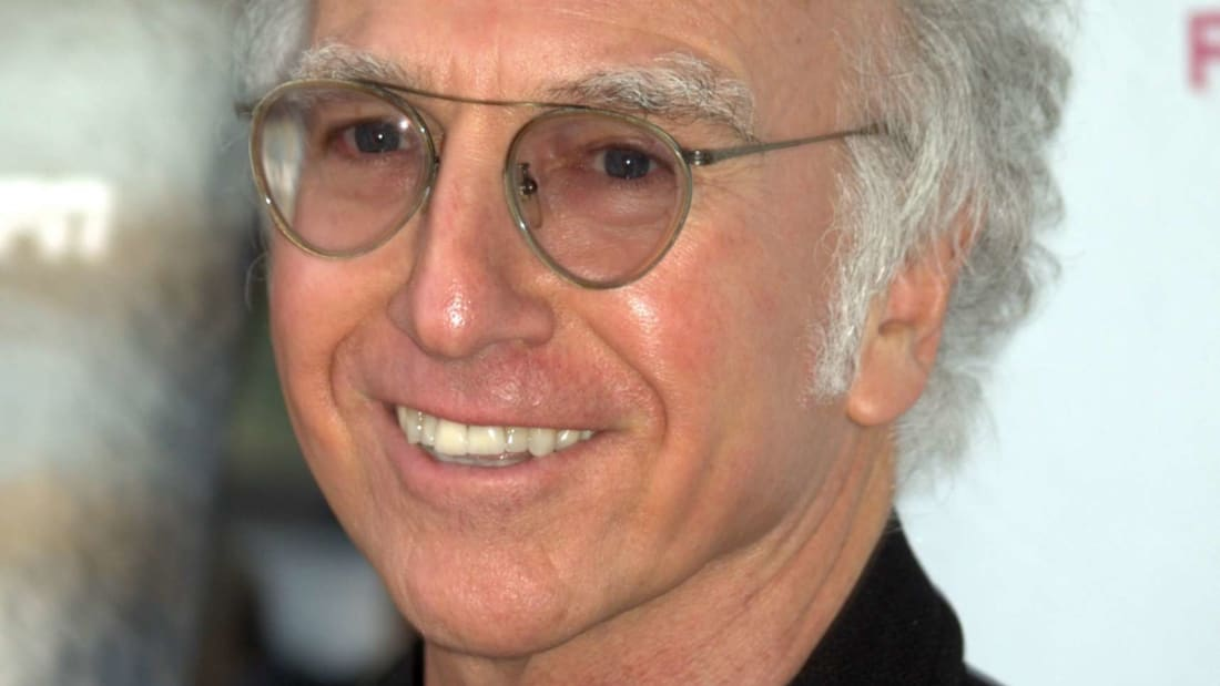 Larry David at the Tribeca Film Festival in 2009.