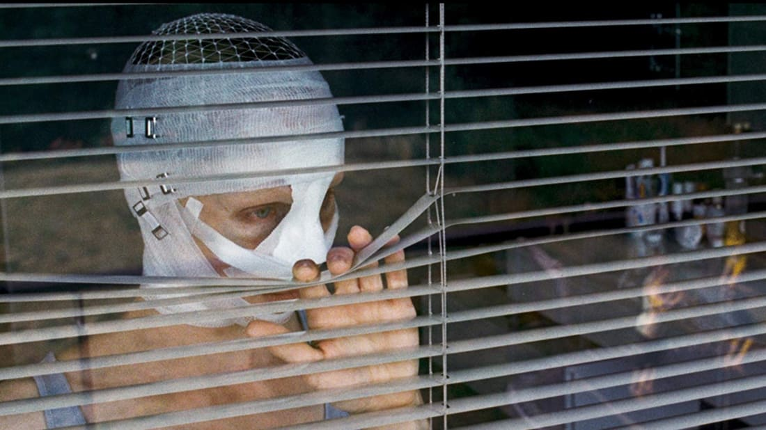 Susanne Wuest in Goodnight Mommy (2014).