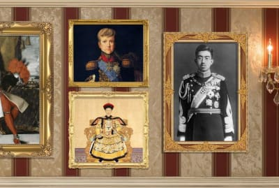 These kings and queens held the throne for decades.