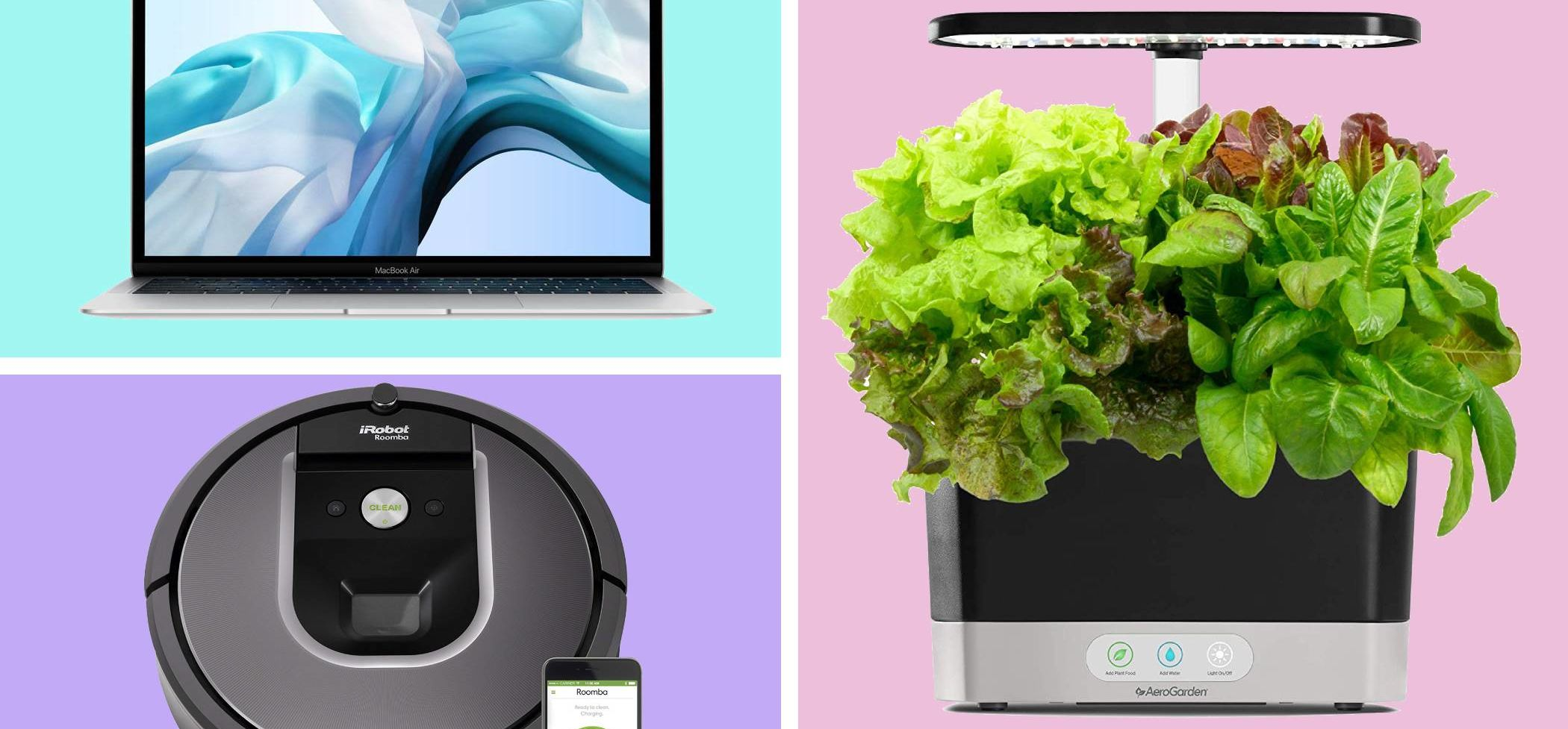 Wednesday's Best Amazon Deals Include the Apple MacBook Air, Humidifiers, and Indoor Gardens