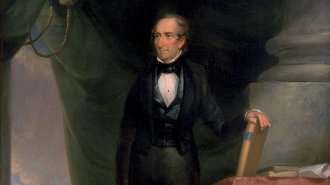 John Tyler by James Reid Lambdin, 1841