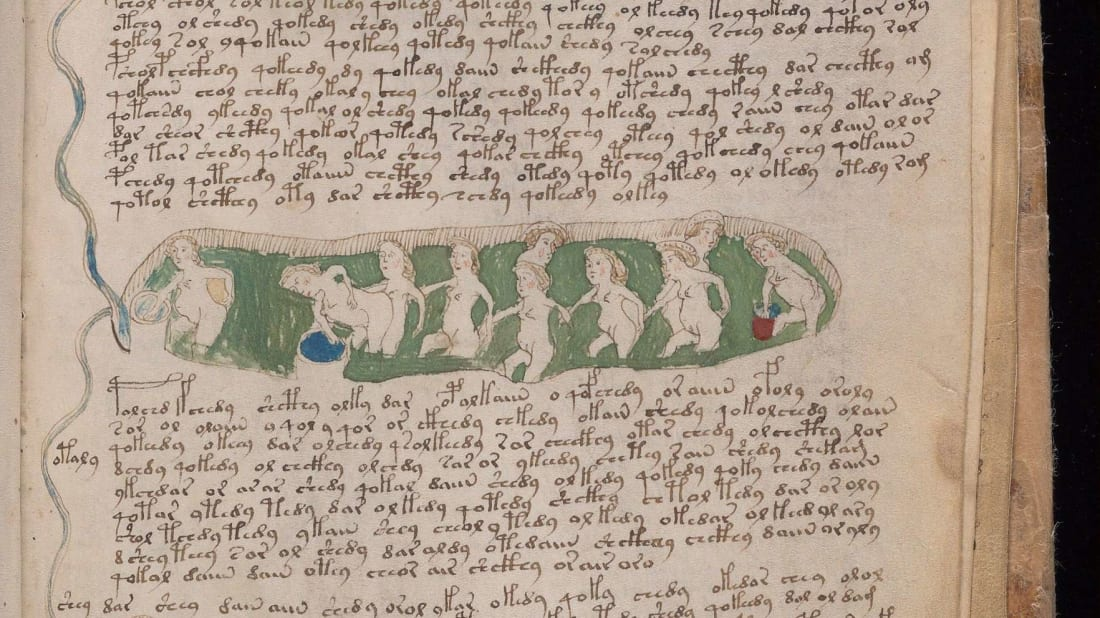 Some of the world's most brilliant minds have tried to crack the Voynich Manuscript—to no avail.