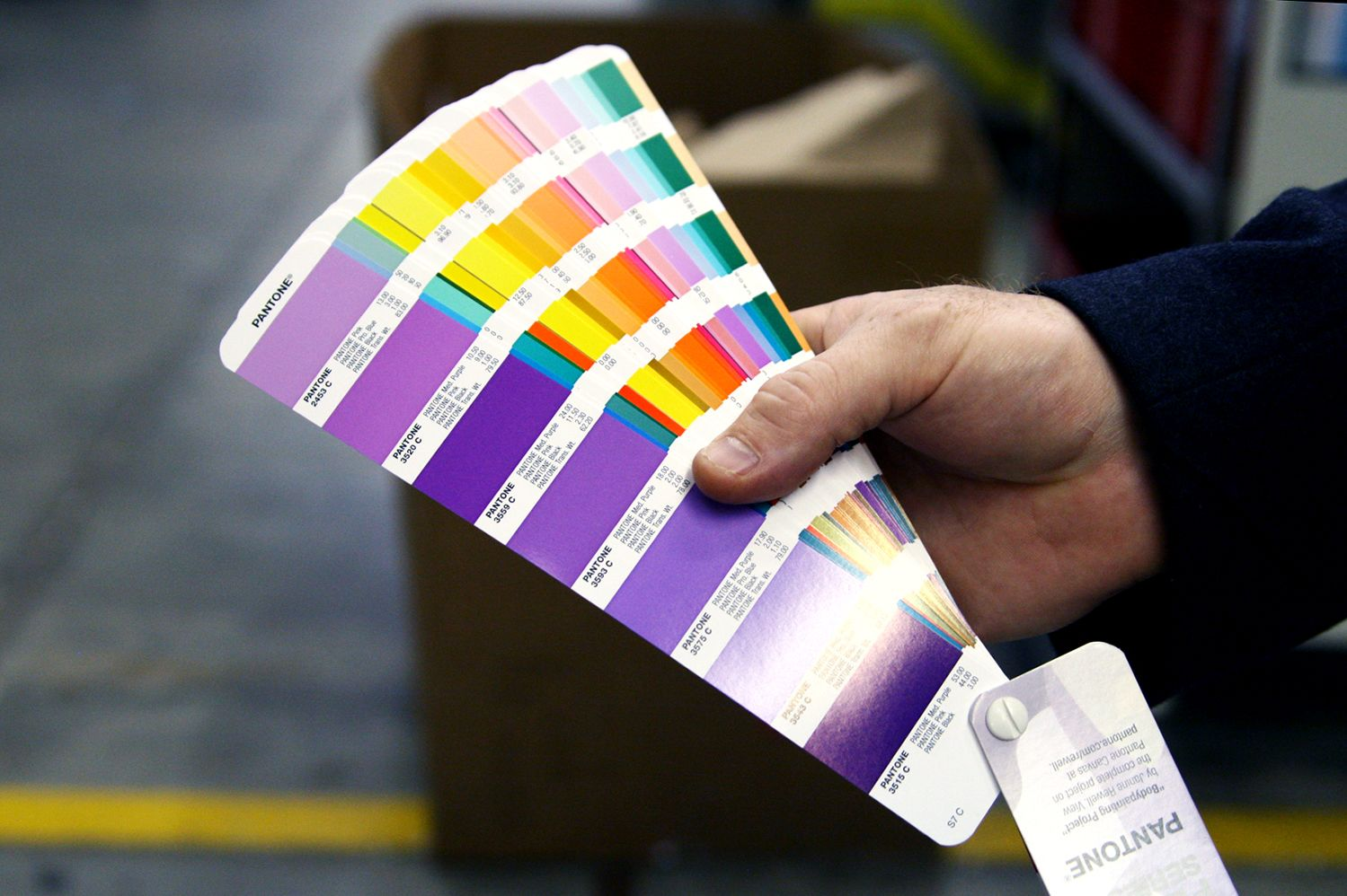 How Pantone Comes Up With New Colors for Its Authoritative
