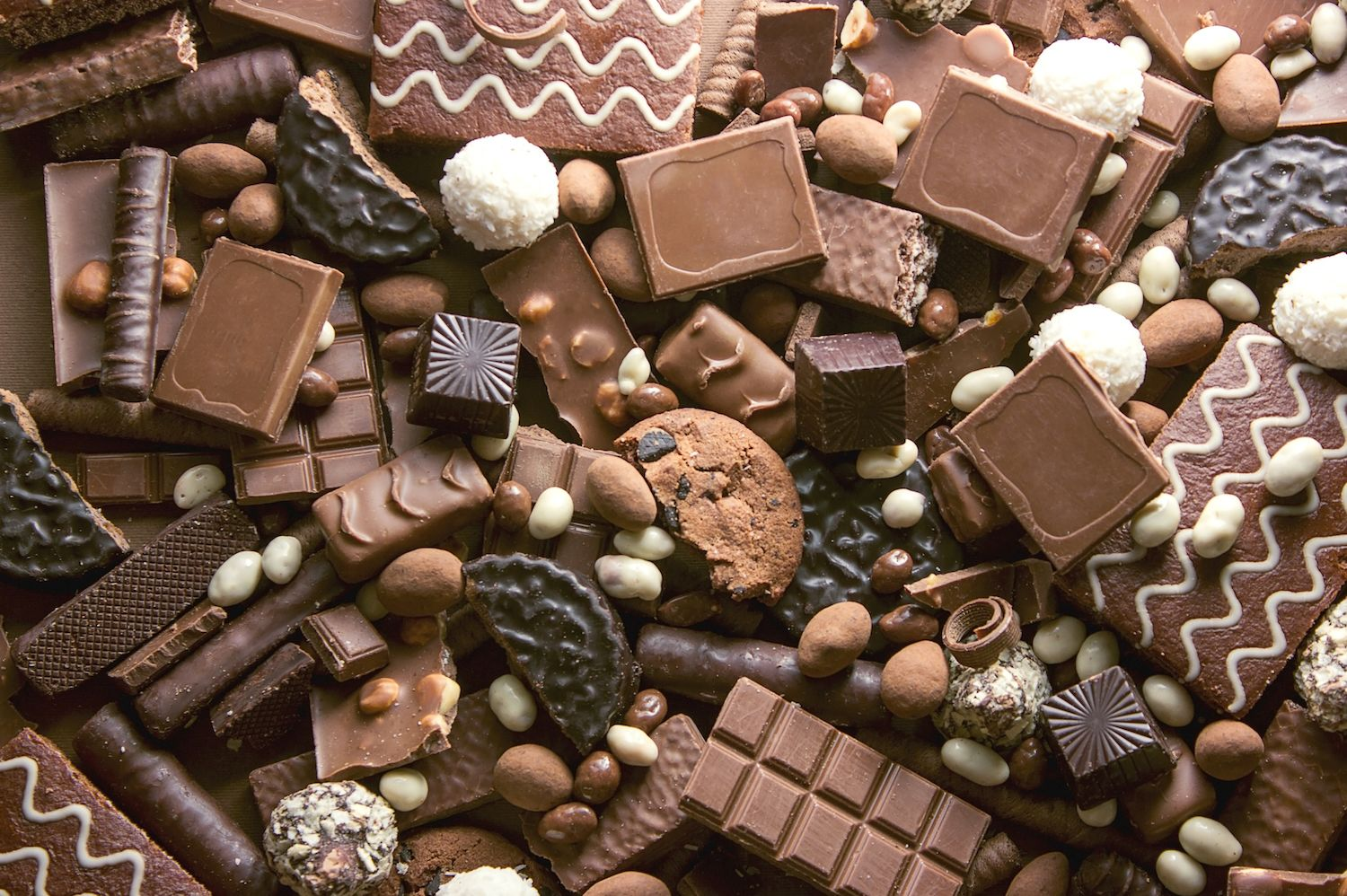 20 Things You Never Knew About Chocolate | Mental Floss