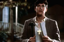 William Ragsdale stars in Fright Night (1985).
