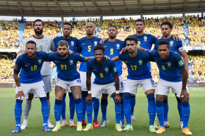 Colombia v Brazil - FIFA World Cup 2022 Qatar Qualifier