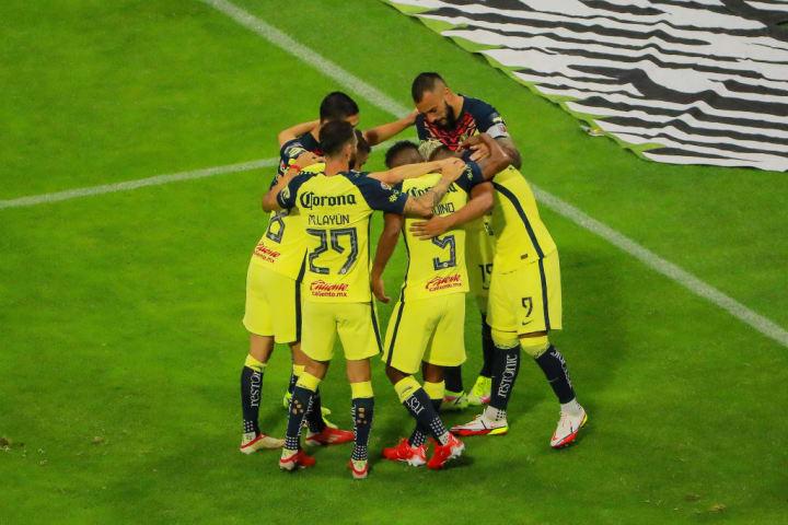 America v Puebla - Tournament Grita Mexico A21 Liga MX