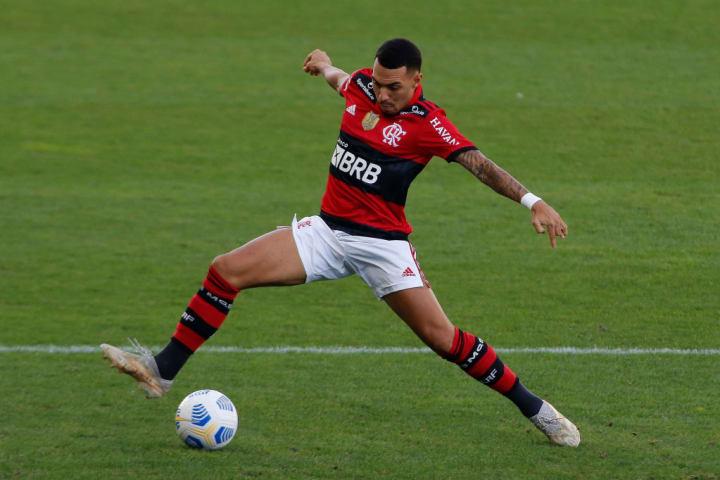 Matheuzinho Flamengo Seleção Rodada Campeonato Brasileiro