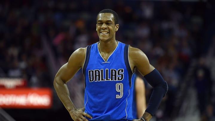 Dallas Mavericks, Rajon Rondo