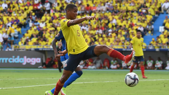 Wilmar Barrios is one of the players who gives more regularity to Colombia and this makes him almost untouchable