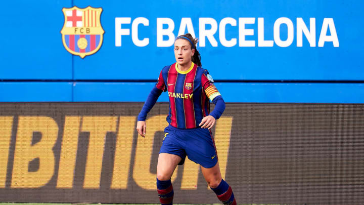 Alexia Putellas Barcelona  Champions League Feminina HB Køge
