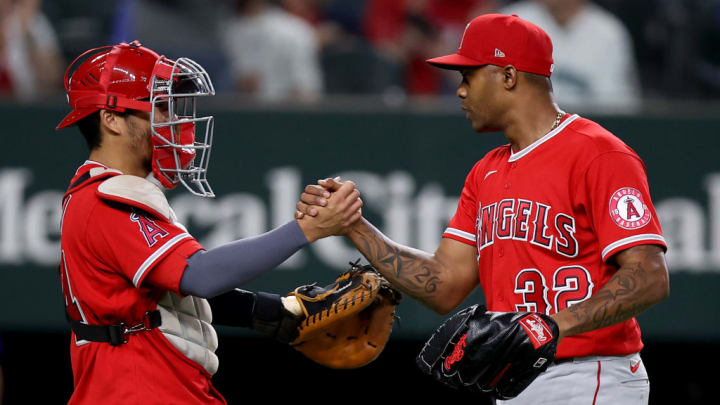 Raisel Iglesias had a good year with the Angels
