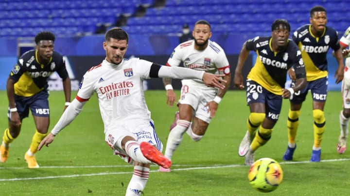 Lyon vs Mónaco