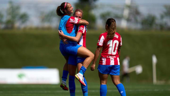 Castellanos at Atlético