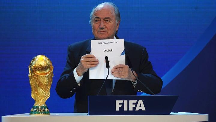 Joseph S Blatter