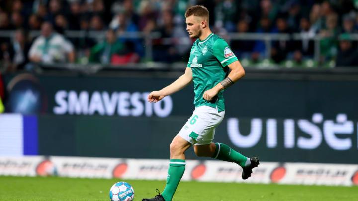 Werder Bremen: Die Note von Neuzugang Lars Lukas Mai