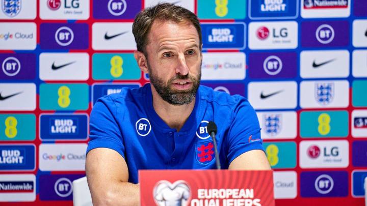Gareth Southgate Seleção Inglesa Inglaterra Vacinação Covid-19
