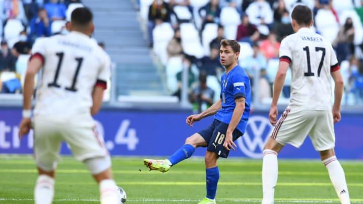 Nicolo Barella Nations League Inter de Milão Série A PSG