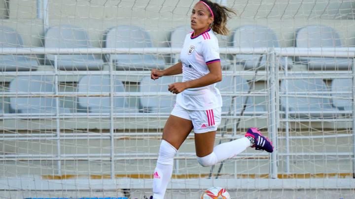 Monica Hickmann, del Madrid CFF