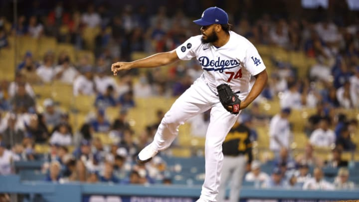 Kenley Jansen will be a free agent this winter