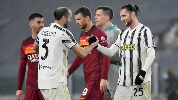 Juventus vs Roma
