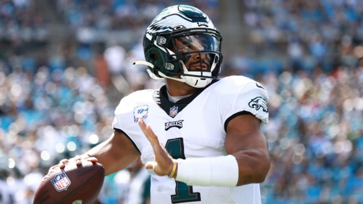 The Philadelphia Eagles have no reliable players in their receiving corps for the 2021-22 season.