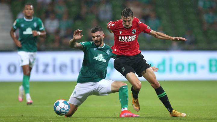 Werder Bremen: Die Noten von Neuzugang Anthony Jung