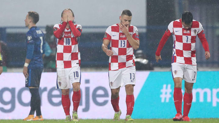 Luka Modric, Nikola Vlasic, Josip Brekalo