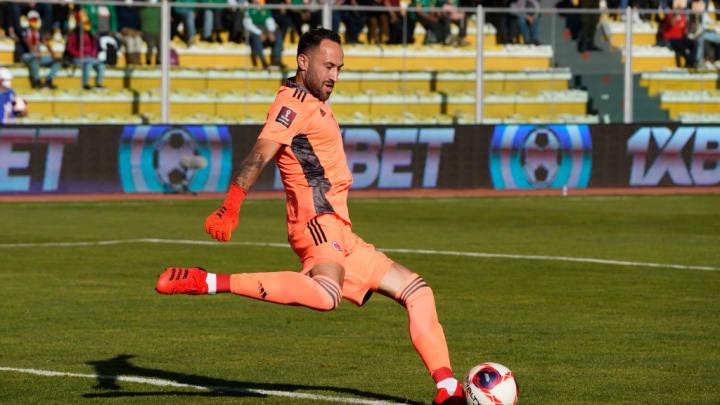 David Ospina tuvo un rol fundamental manteniendo el cero ante Brasil y fue la figura de Colombia en el empate