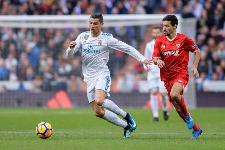 Cristiano Ronaldo, Jesus Navas