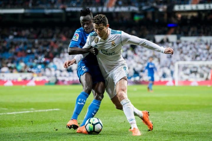 Cristiano Ronaldo, Dakonam Ortega Djene
