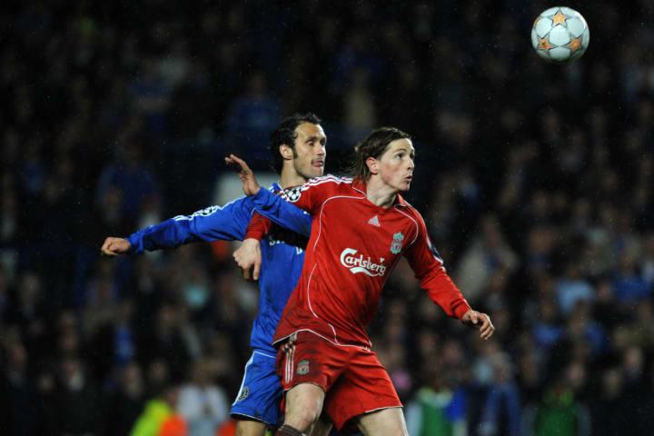 Fernando Torres, Ricardo Carvalho
